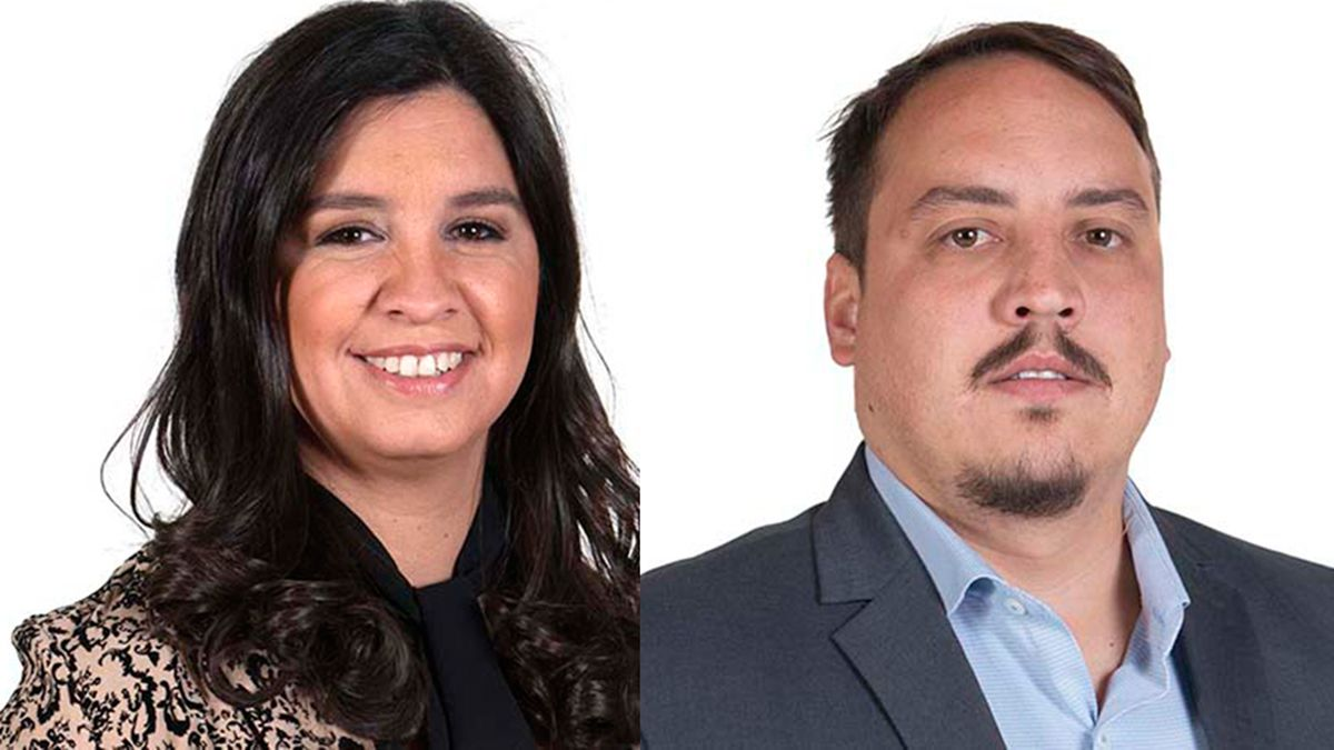 La radical Carolina Lencinas y el peronista Helio Perviú tienen coronavirus.