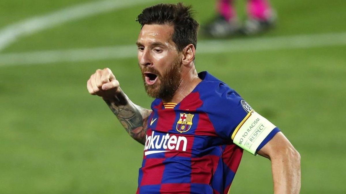 Caso Messi: apareció Guardiola y alimentó los rumores