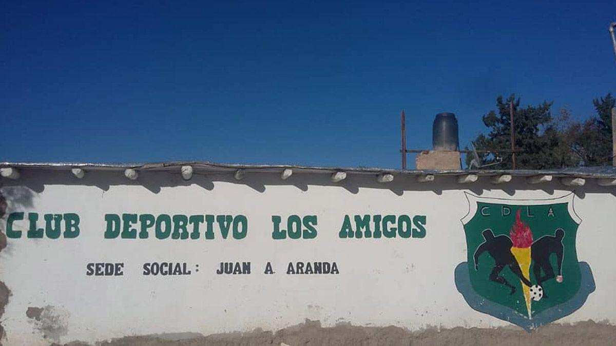 El Club Los Amigos de Desaguadero y una final histórica