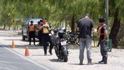 La Policía detectó más de 1.000 conductores ebrios en los controles viales