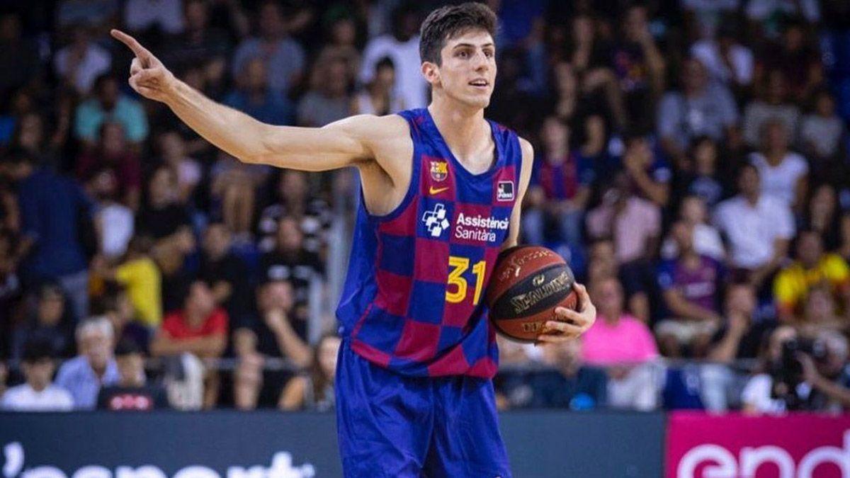 Leandro Bolmaro se quedará esta temporada en Barcelona