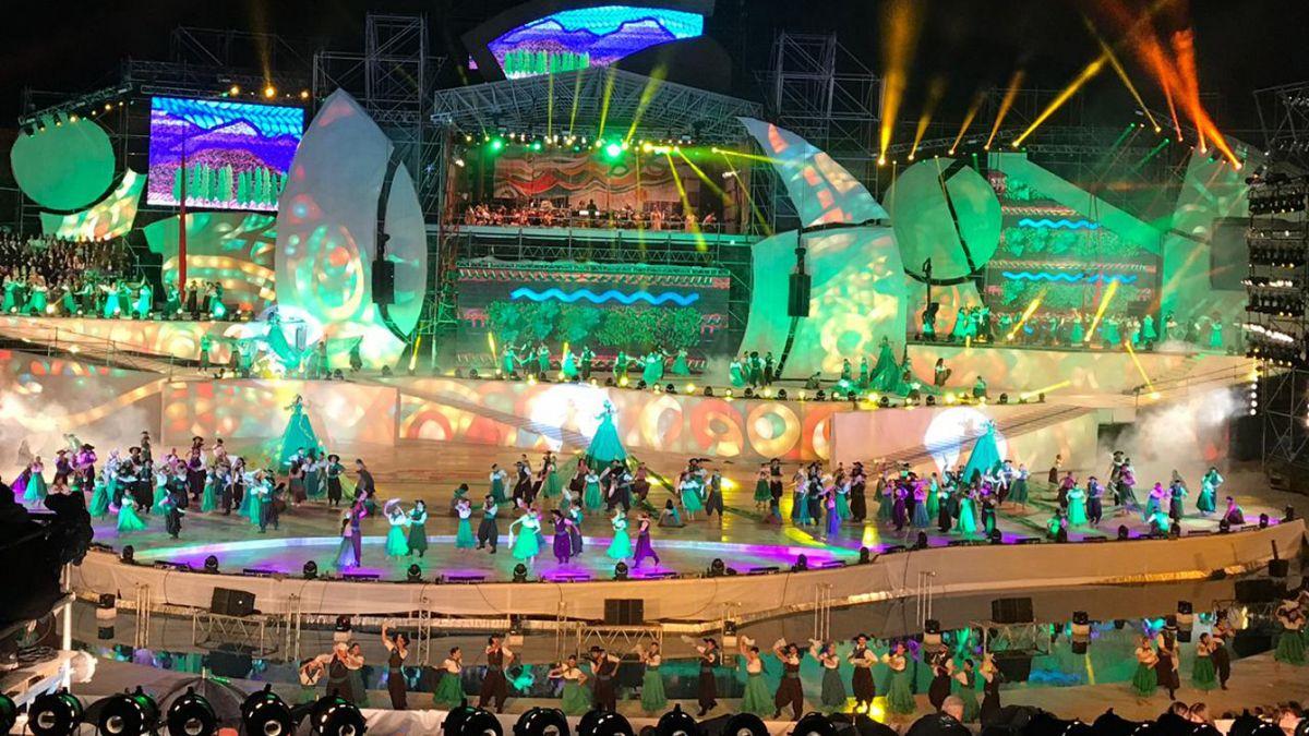 La Fiesta de la Vendimia 2021 tendrá una gran transmisión a nivel mundial.
