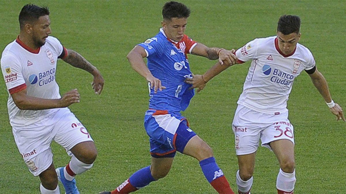 Huracán logró un empate ante Unión, que mereció más