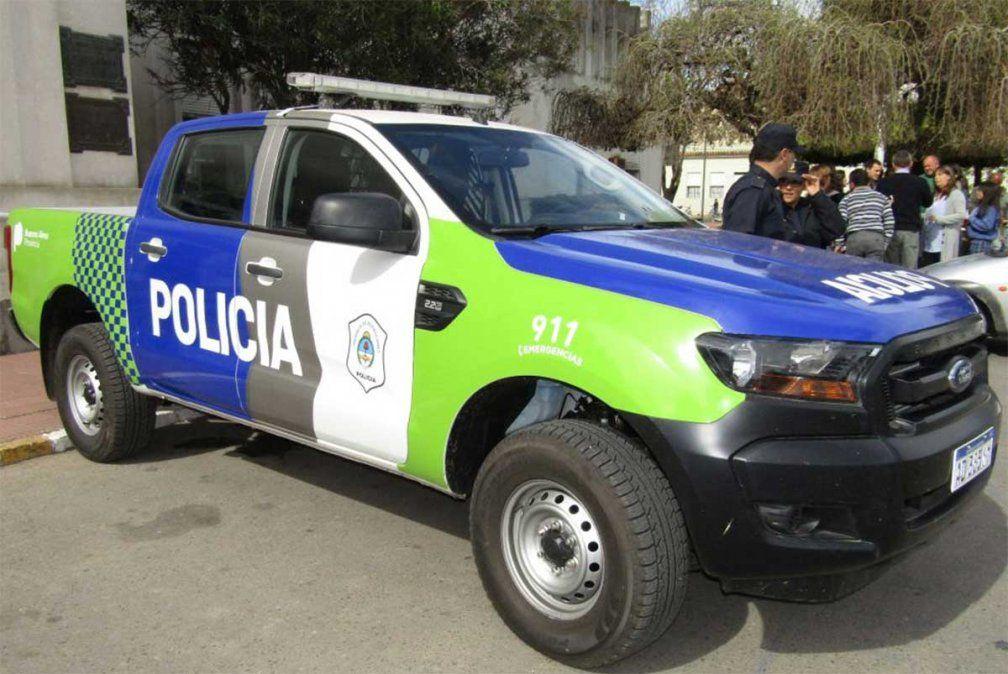 Delincuentes ingresaron a robar a una casa en el barrio de Los Hornos de La Plata