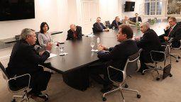 Vicentin: el Presidente está dispuesto a evaluar alternativas superadoras a la expropiación