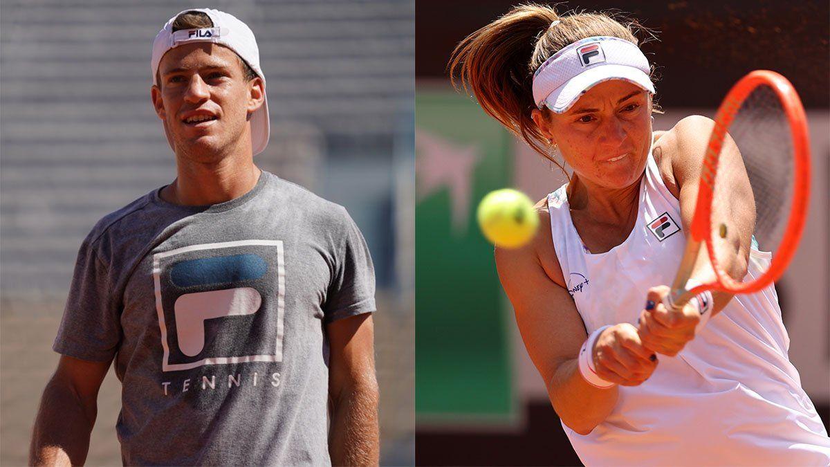 Roland Garros: Schwartzman y Podoroska ya tienen rivales