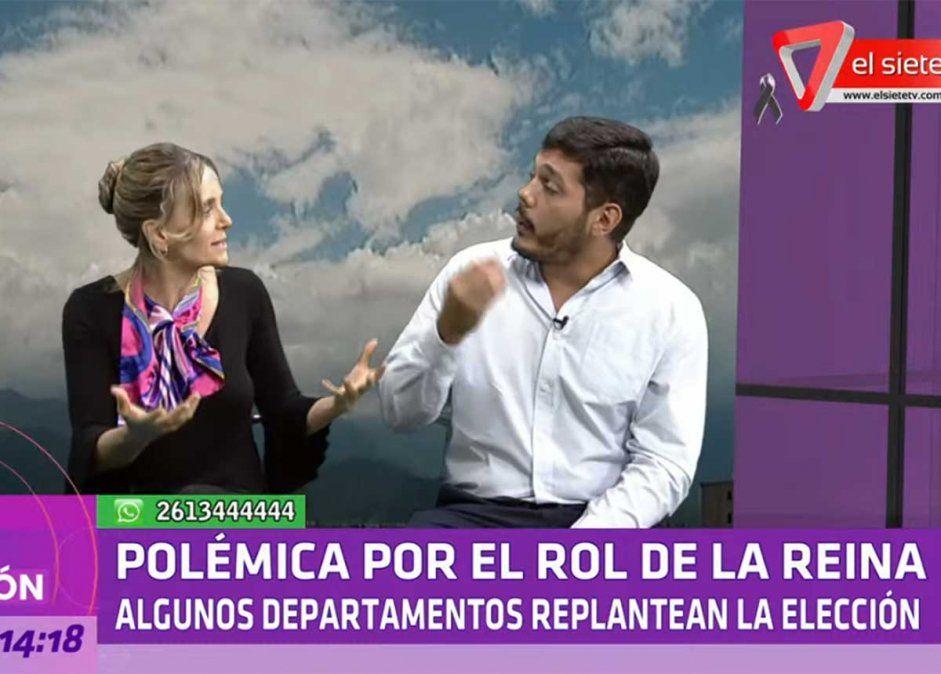 El proyecto que plantea la eliminación de la elección de la Reina de la Vendimia en Guaymallén provocó apasionadas opiniones a favor y en contra.